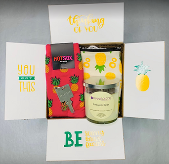 Pineapple Gift Box for Any Occasion