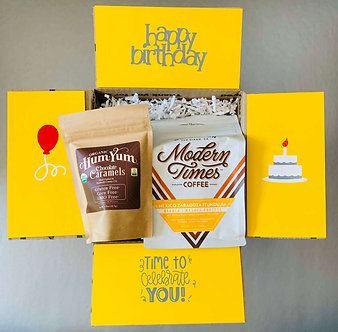 Coffee & Chocolate Gift Box for Any Occasion