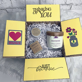 Shower Spa Gift Box for Any Occasion