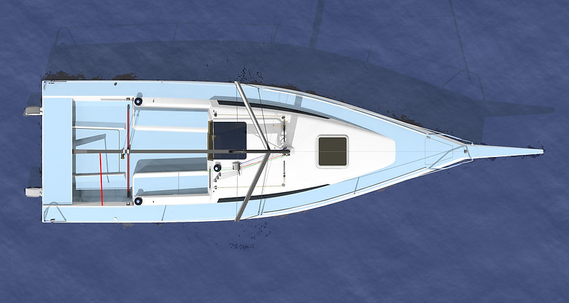Seascape 24 in the works - Sport Boat Anarchy - Sailing Anarchy Forums