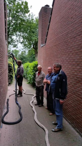De Energie Coöperatie Noorddijk in actie: