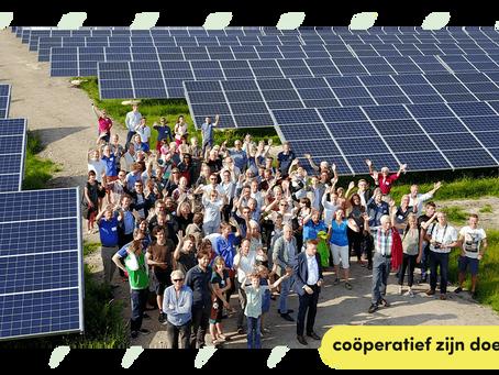 Veelerveen eerste dorp dat coöperatieve aanpak hanteert bij het maken van een Wijk Energie Plan