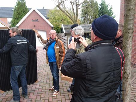 Lokale energiebeweging in Groningen en Friesland groeit explosief