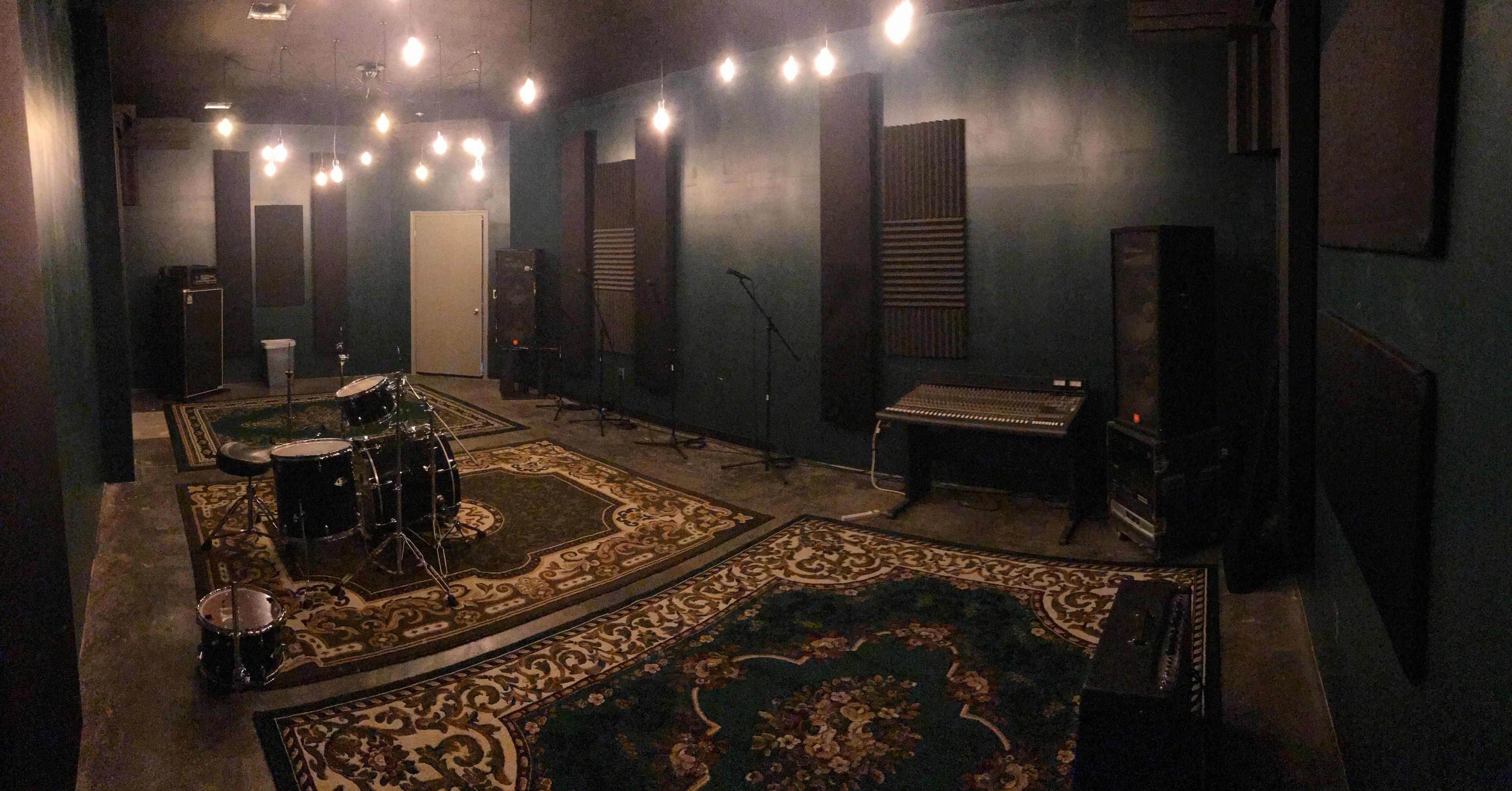 SoundBite Studios - Green Room