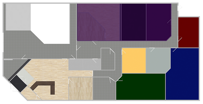 SoundBite Studios floor plan