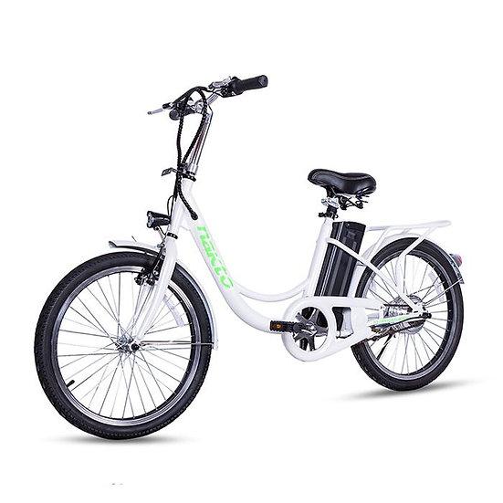 "NAKTO City Electrical Bicycle 22"" Elegance"