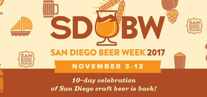 San Diego Beer Week Schedule at Longship Brewery