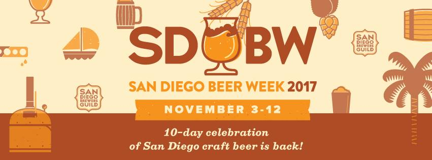 San Diego Beer Week 2017