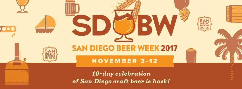 San Diego Beer Week 2017