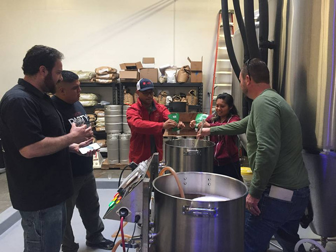 Join Longship Brewery's Homebrew Competition!