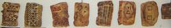 clay tablets ribbon candy tetra