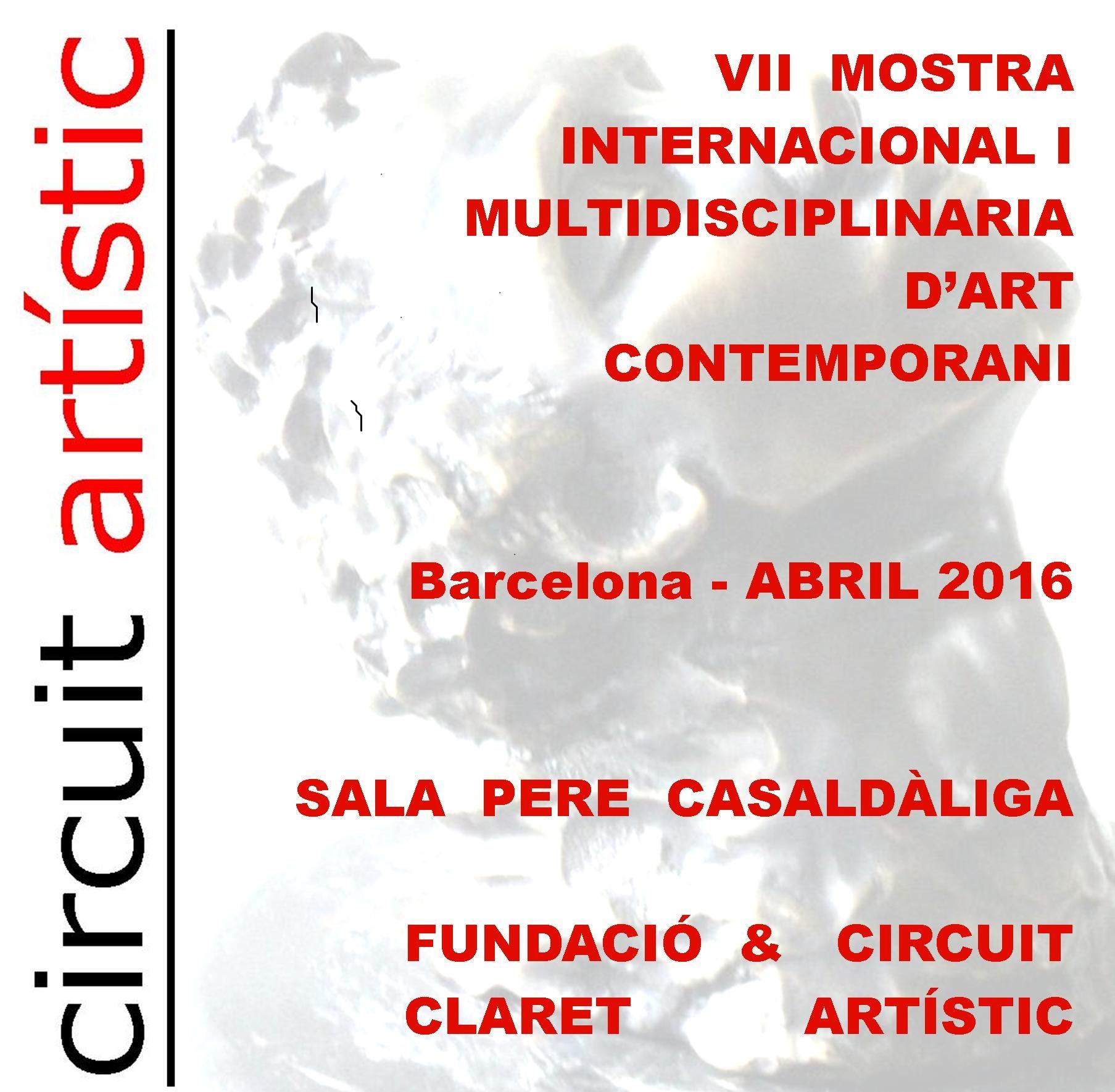 CARTELL VII CLARET ABRIL 2016