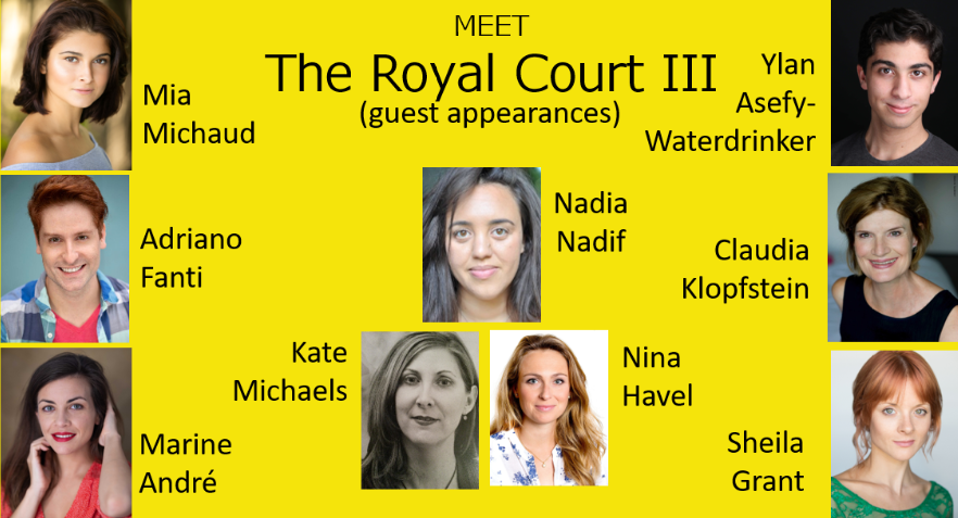 The royal court 3
