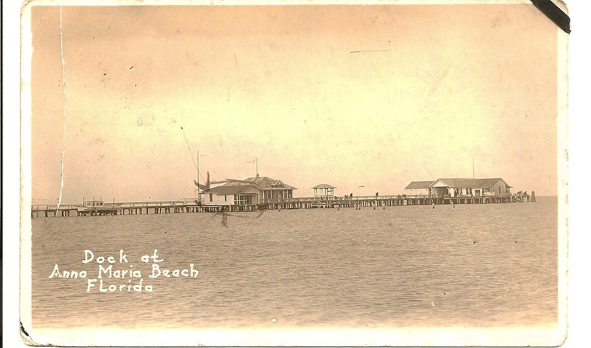 Ca. 1920-1926, City Pier Postcard