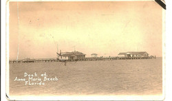 Ca. 1920-1926, City Pier Postcard