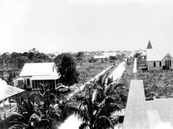 Early 1900s, Pine Avenue
