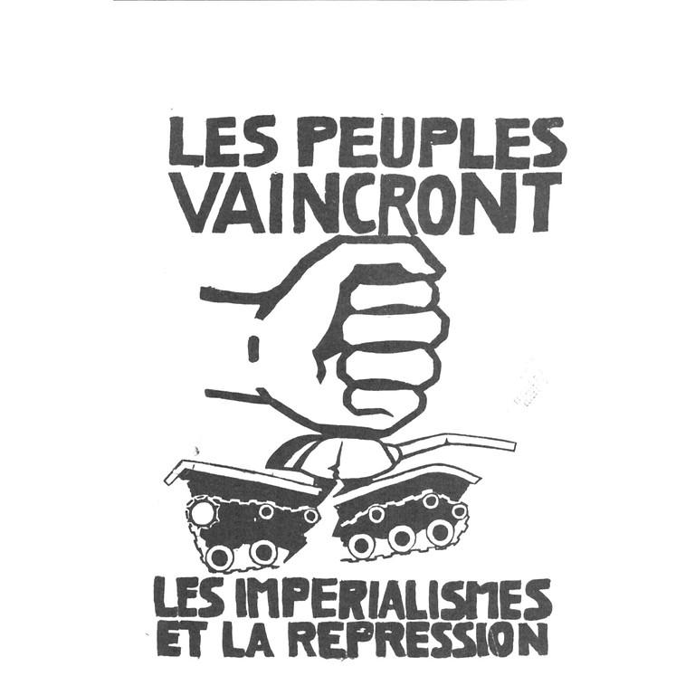 La construction d'un mouvement anti-impérialiste : De la théorie à la pratique