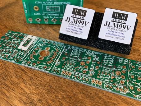DIY Audio 2: JLM Dual 99v