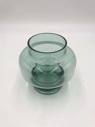 Vase - Glass - Green