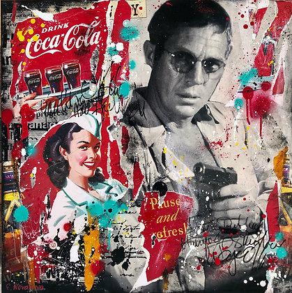 Gataway Cola (80 x 80 cm)