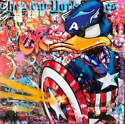 American Duck (50 x 50 cm)