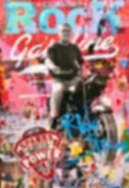 FABIEN NOVARINO GRUNGE COVER