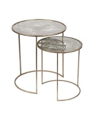 Table Gigogne MANILLE 55/45 cm