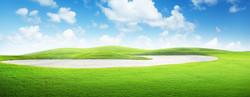 Blue Sky Golf Course copy