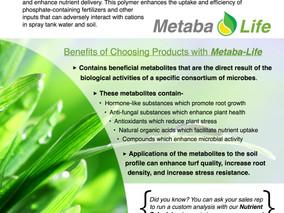 NEW Metaba-Life Technology