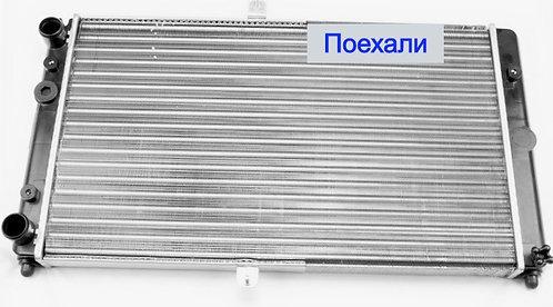 Радиатор охлаждения ВАЗ 2110 картинка