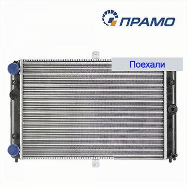Радиатор охлаждения Ваз 2108 ПРАМО картинка