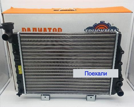 Радиатор охлаждения Ваз 2107 картинка