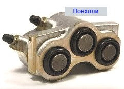 Цилиндр тормозной передний Ваз 2121 АвтоВаз картинка