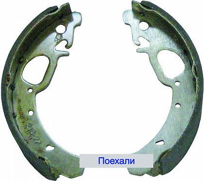 Колодки тормозные задние Ваз 2170 1119 ВИС картинка