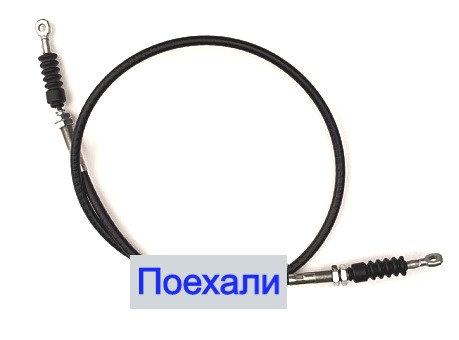 Трос ручного тормоза передний Газ 3307 картинка