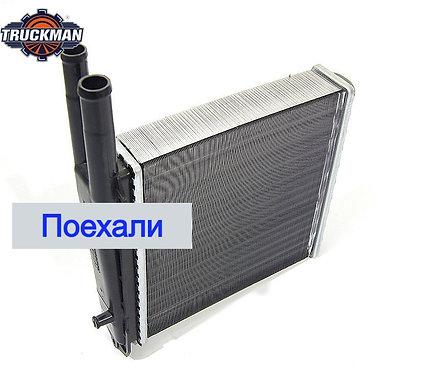 Радиатор отопителя Ваз 2110 нового образца картинка