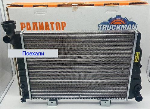 Радиатор охлаждения Ваз 2106 картинка