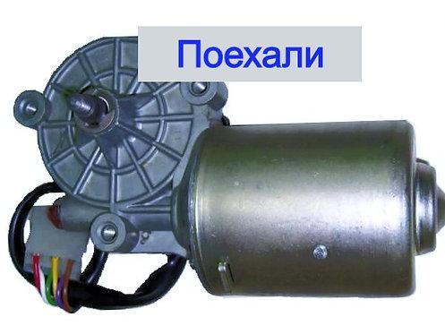 Мотор стеклоочистителя Ваз 2108 Газель Волга картинка