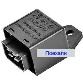 Реле поворотов Газель Ваз Волга 642.3747 картинка