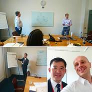 workshops at Oxford Univeristy, Saïd Business School