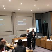 presentation at Oxford University, Saïd Business School