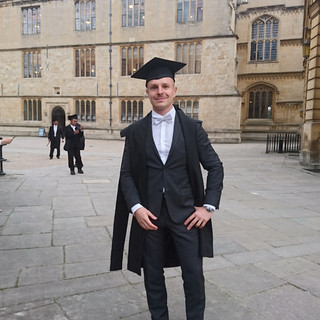 Matriculation at Oxford University