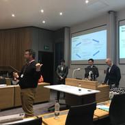 Presentation at Oxford University