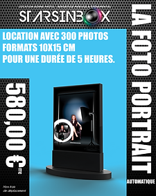 Pack Foto portrait auto2021 580 € 5HEURE