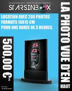Pack Photo vue d'en haut 500 € 3HEURES.p