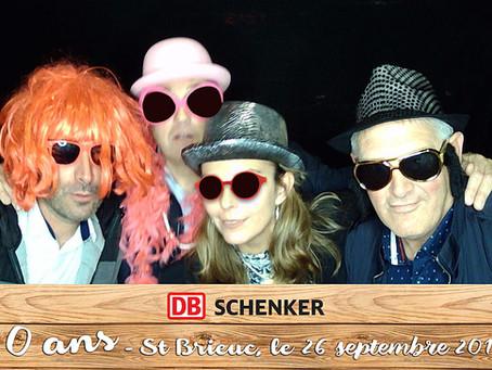 Quelques photos de l'animation avec Le Photostar le 26 septembre pour DB Schenker en France