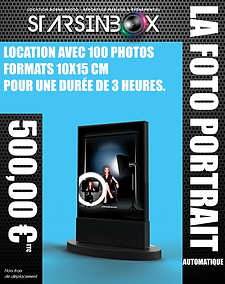 Pack Foto portrait auto2021 500 € 3HEURE