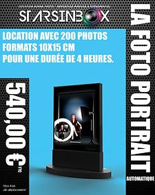 Pack Foto portrait auto2021 540 € 4HEURE