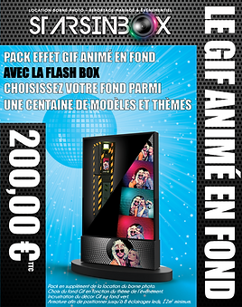 3D pack flash box avec fond gif animé.p