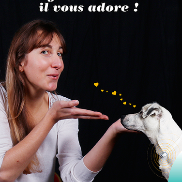 Animation avec la borne photo